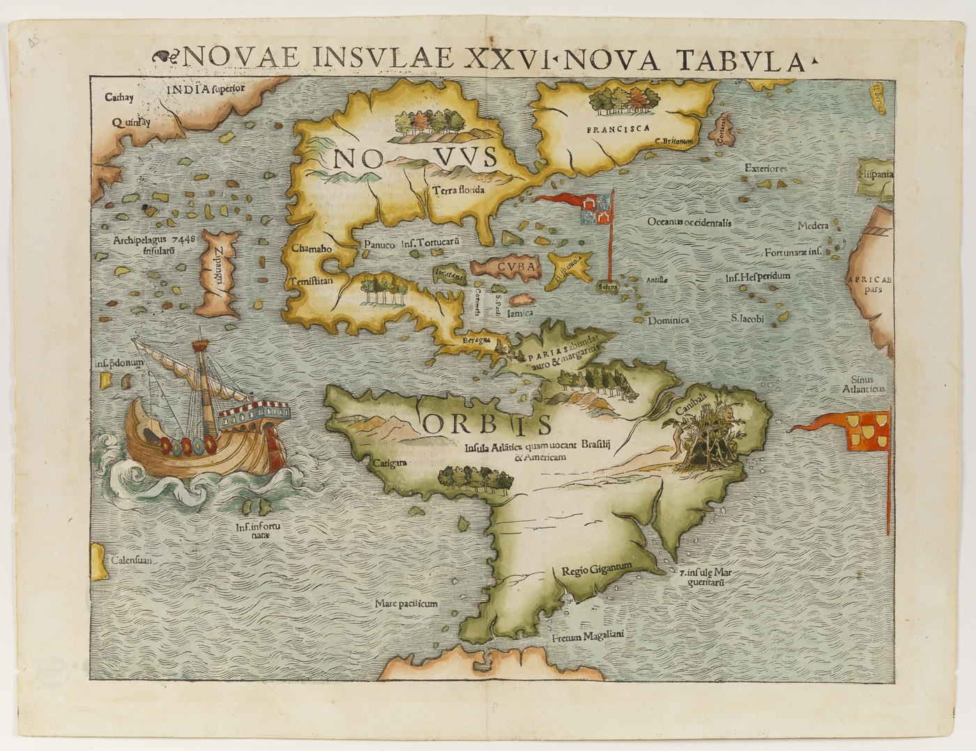 File:Novae Insulae Nova Tabula (New Map of the New World ...