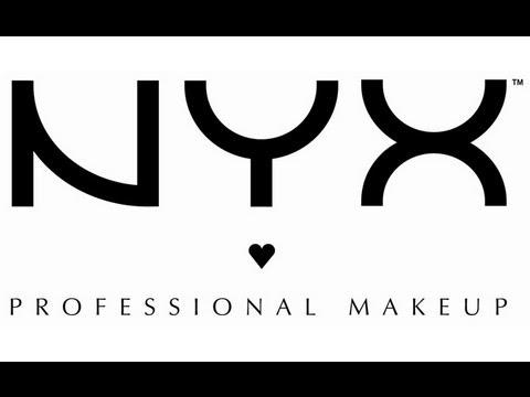 Nyx cosmetics logo font