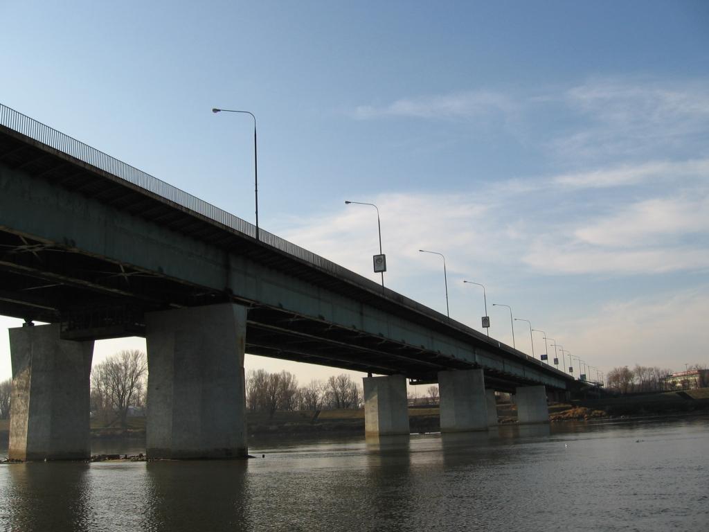 File Pol Warszawa Most Lazienkowski Jpg
