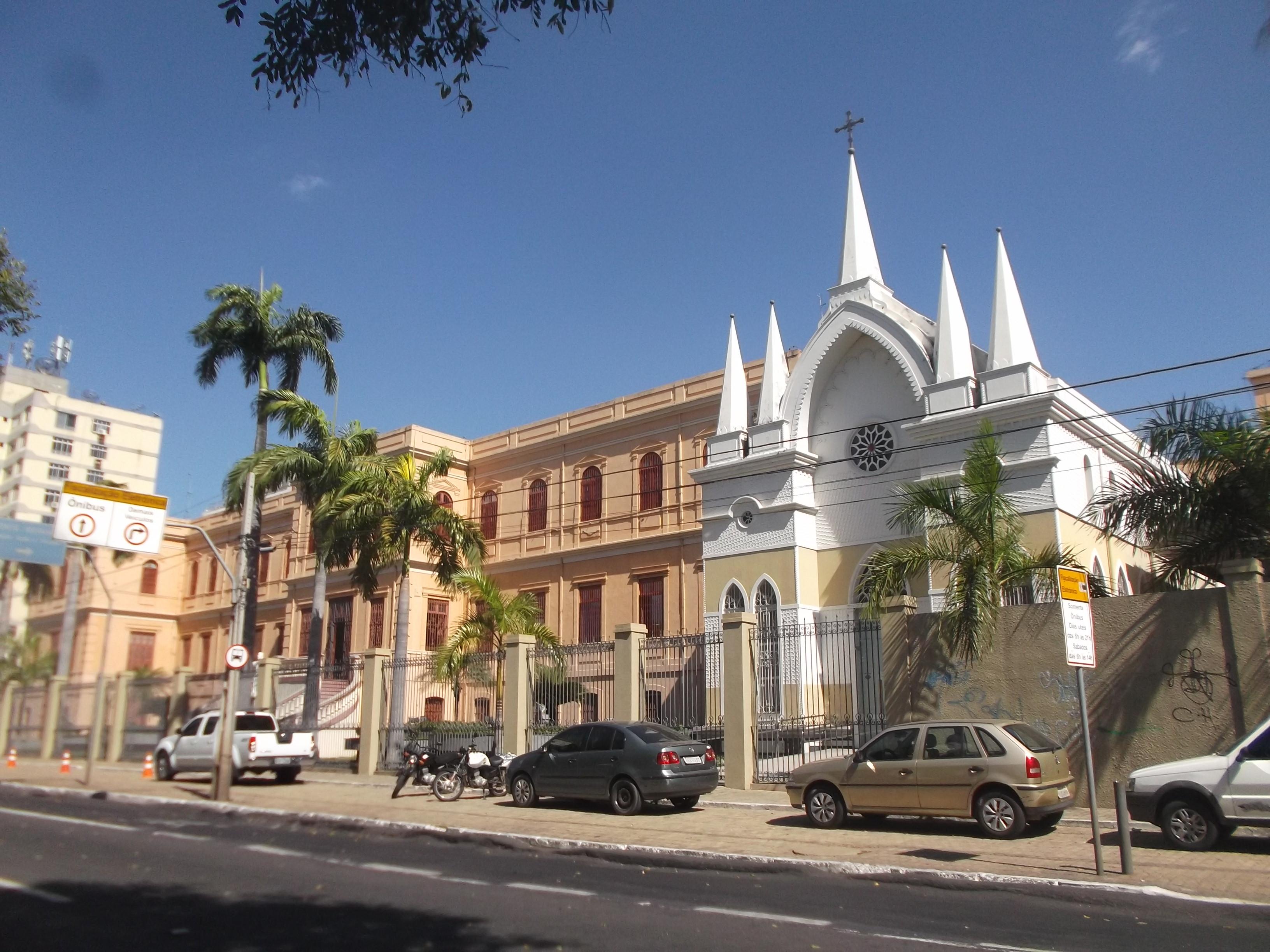 6c3e4ef492fd9 Palácio do Colégio Sagrado Coração de Jesus de Teresina