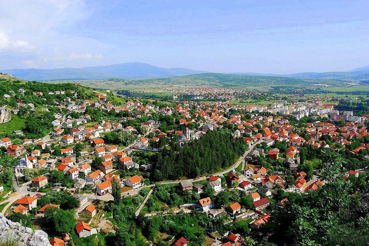 Služba za milionere u blizini Livno Bosna i Hercegovina