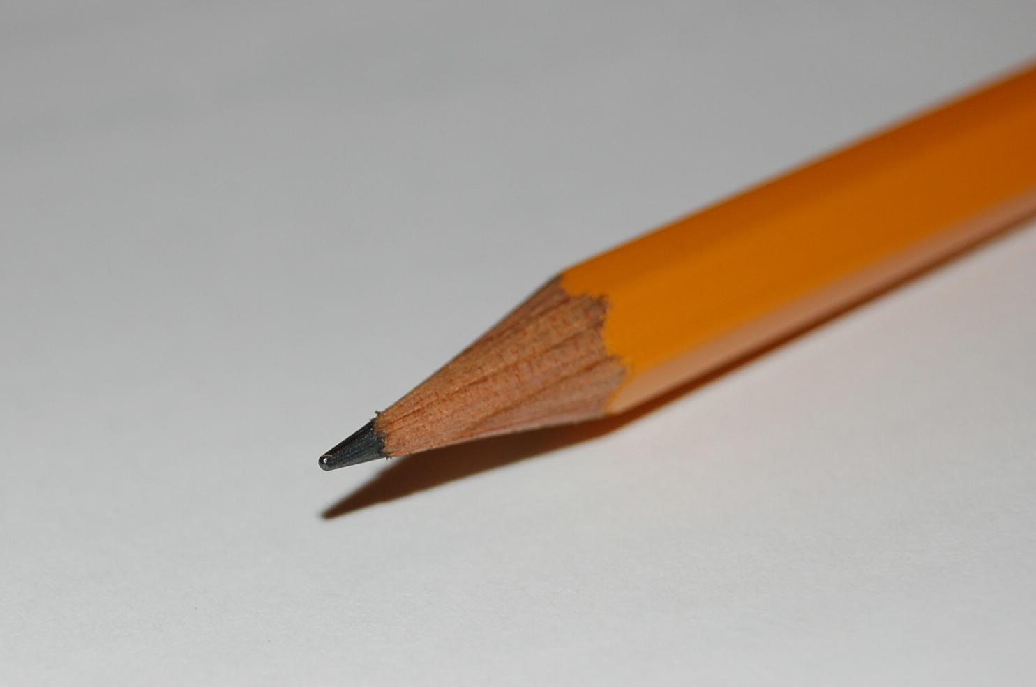 klassischer Bleistift