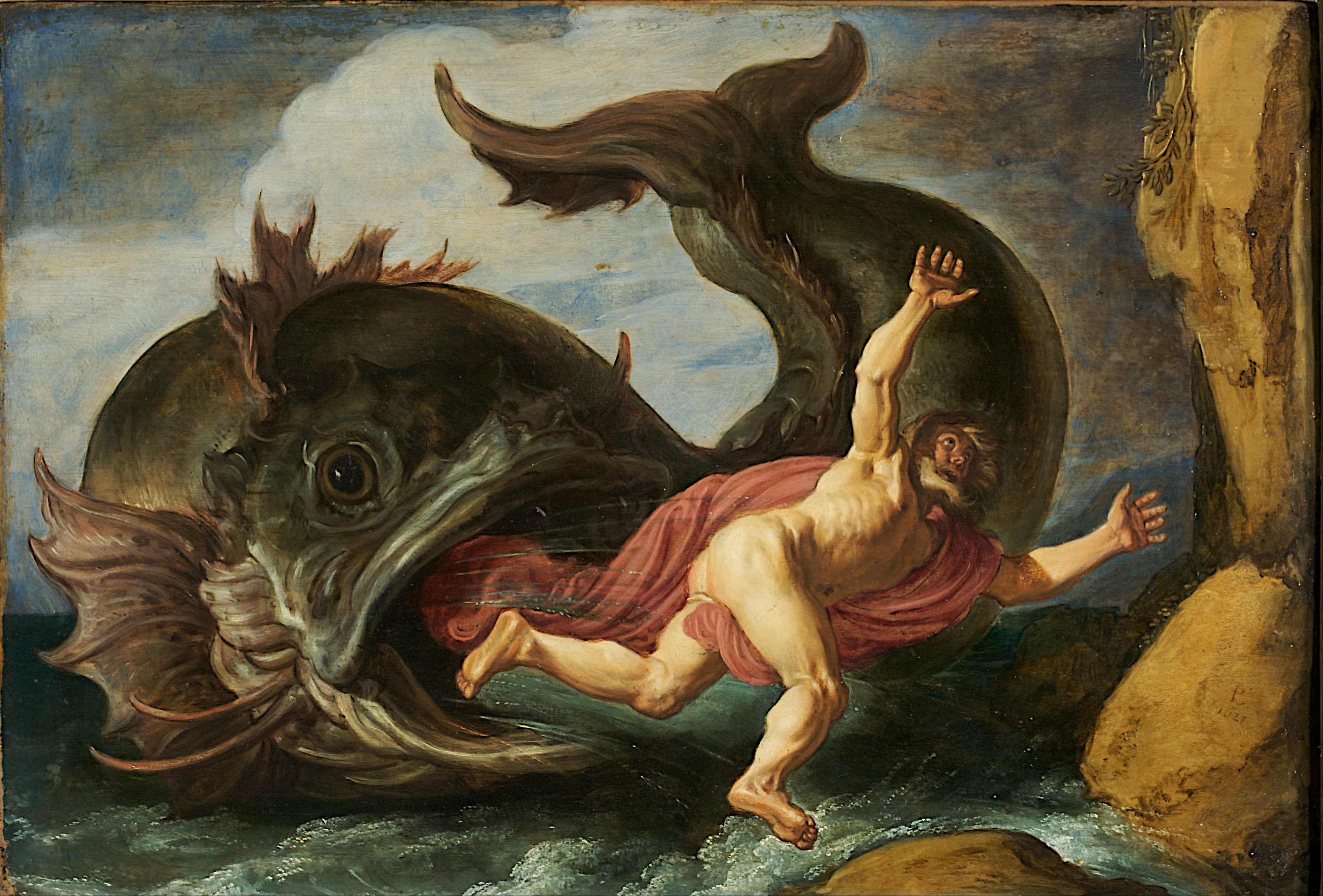 Book of Jonah - Wikipedia