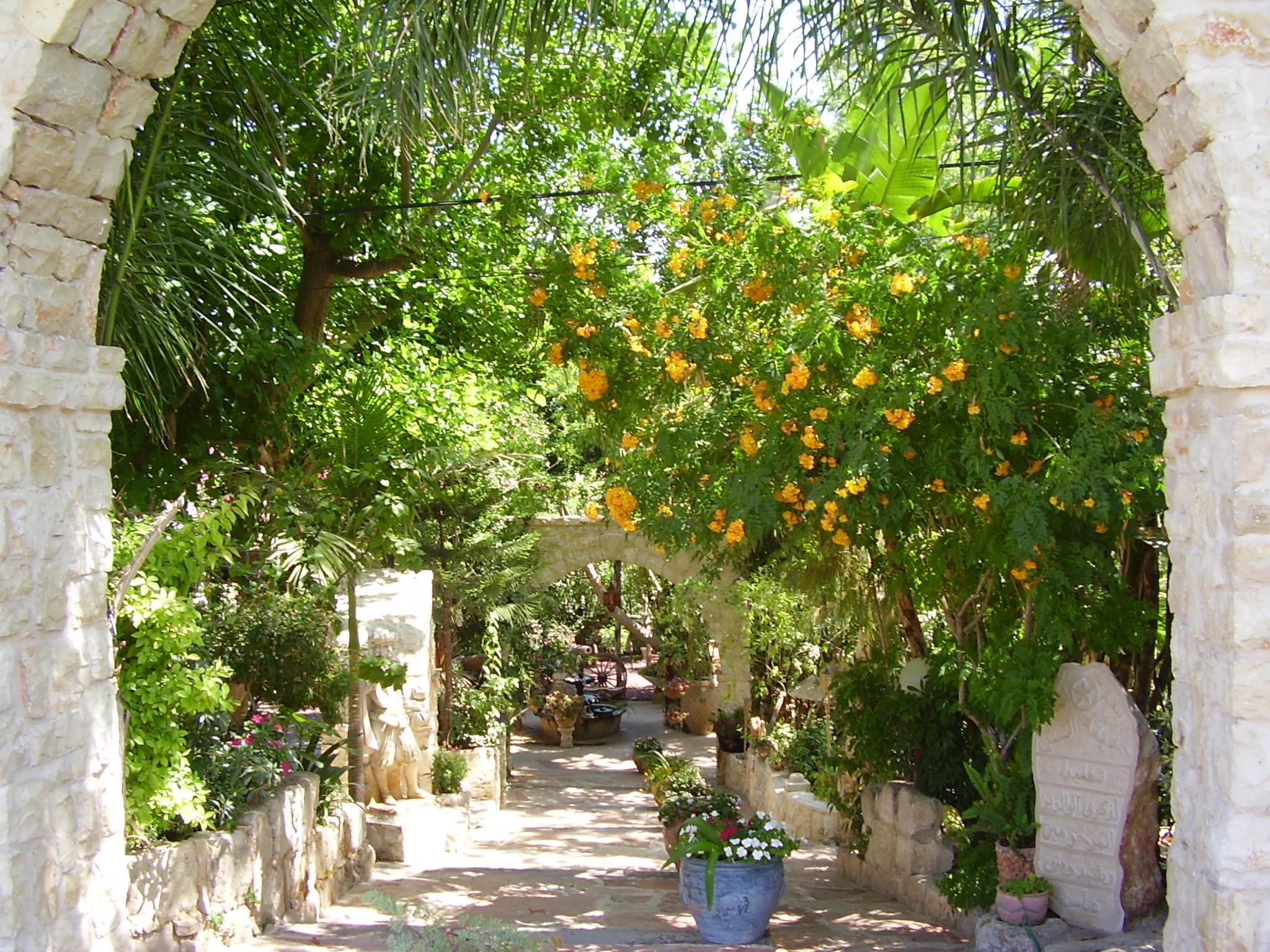 best garden ideas pictures - File PikiWiki Israel 5035 entrance to el mona garden
