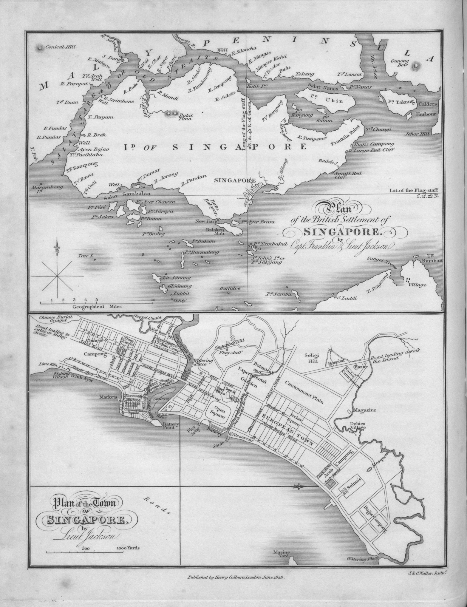 plan of the british settlement of singapore published 1828.jpg