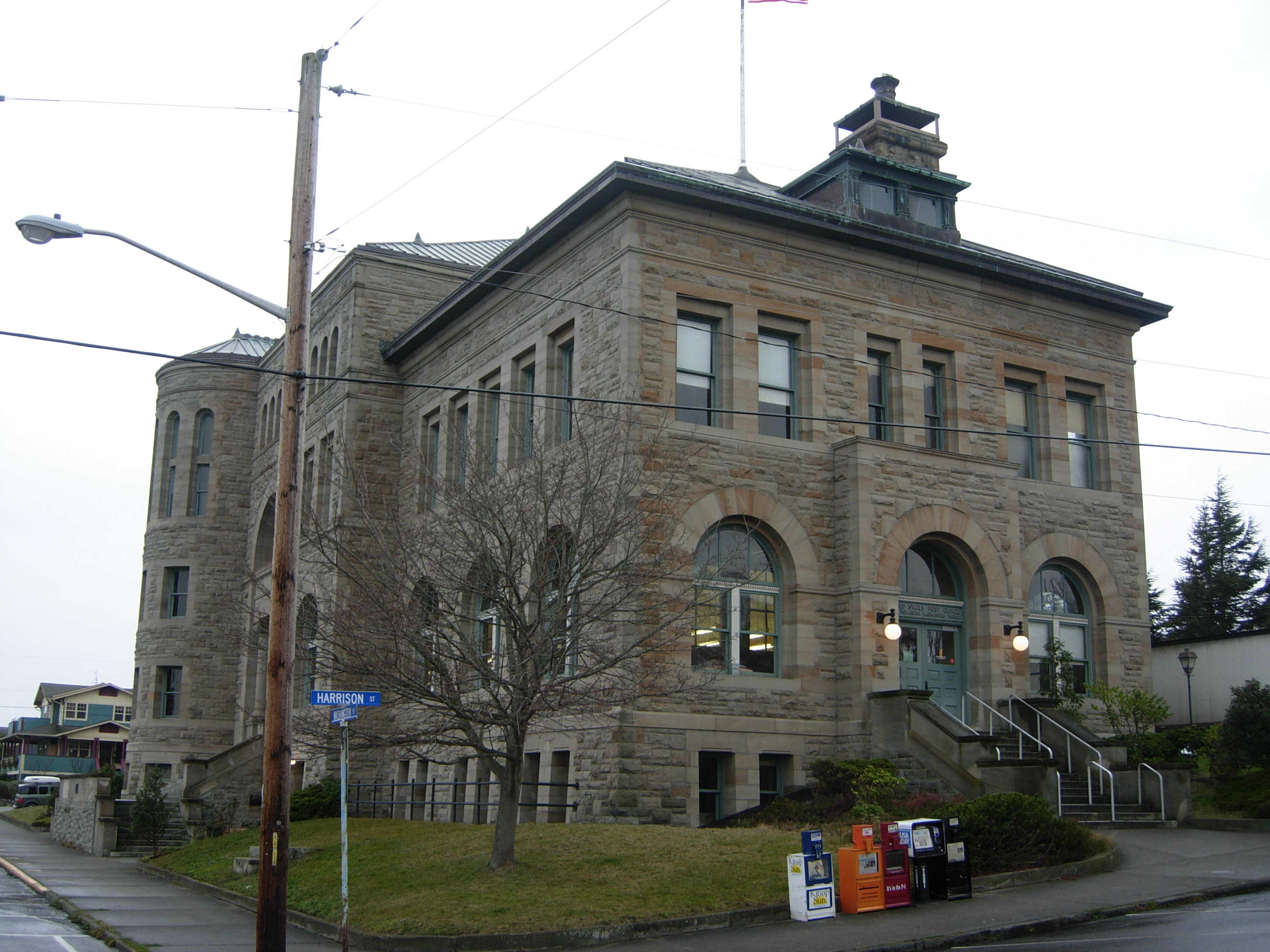 port townsend post office