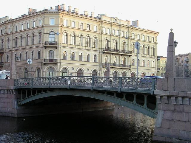 Potseluev Bridge