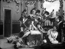Photogramme du film d'Henri Pouctal, Vitellius (1911)