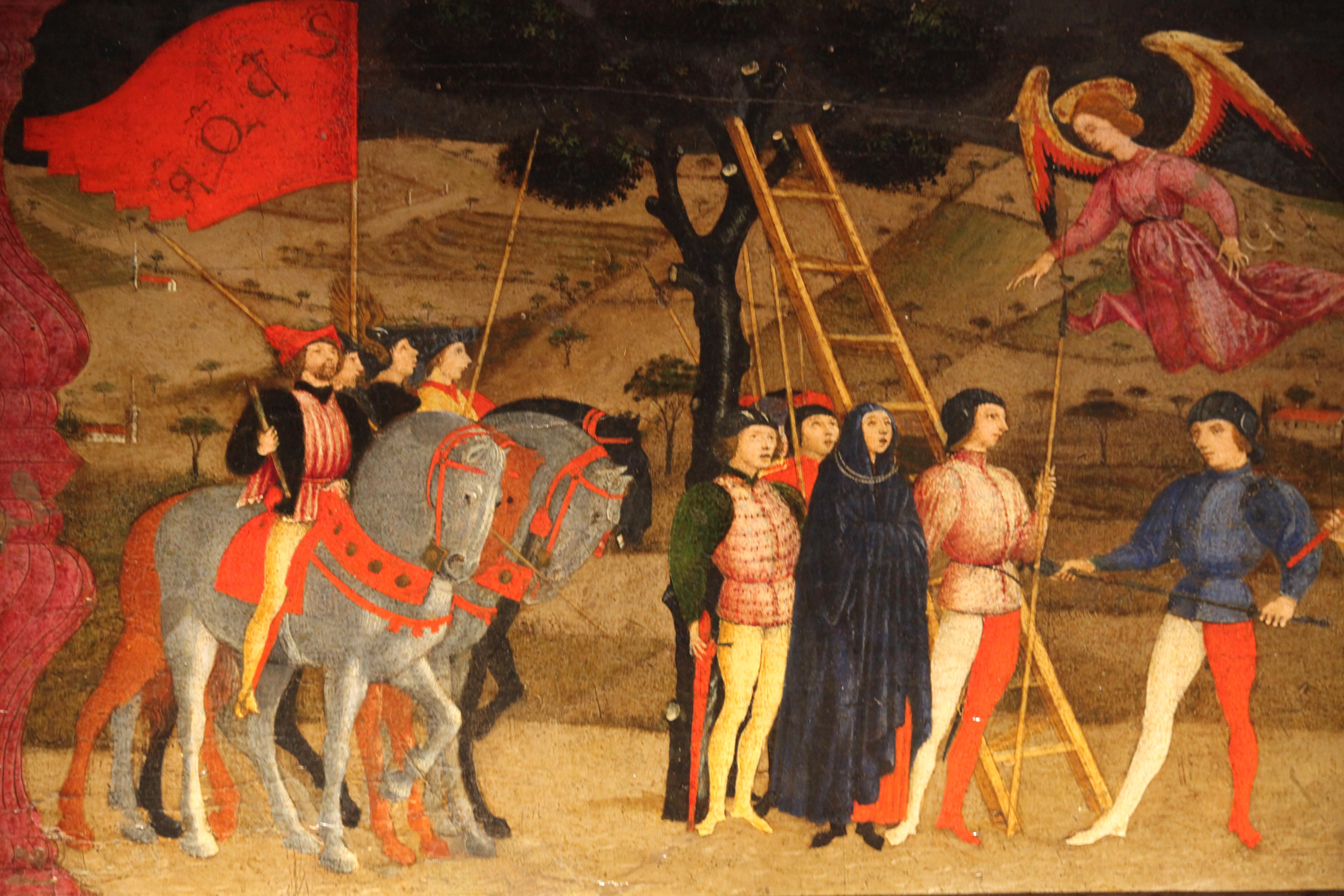 File:Predella dell'Ostia Profanata di Paolo Uccello, 1467-68,6