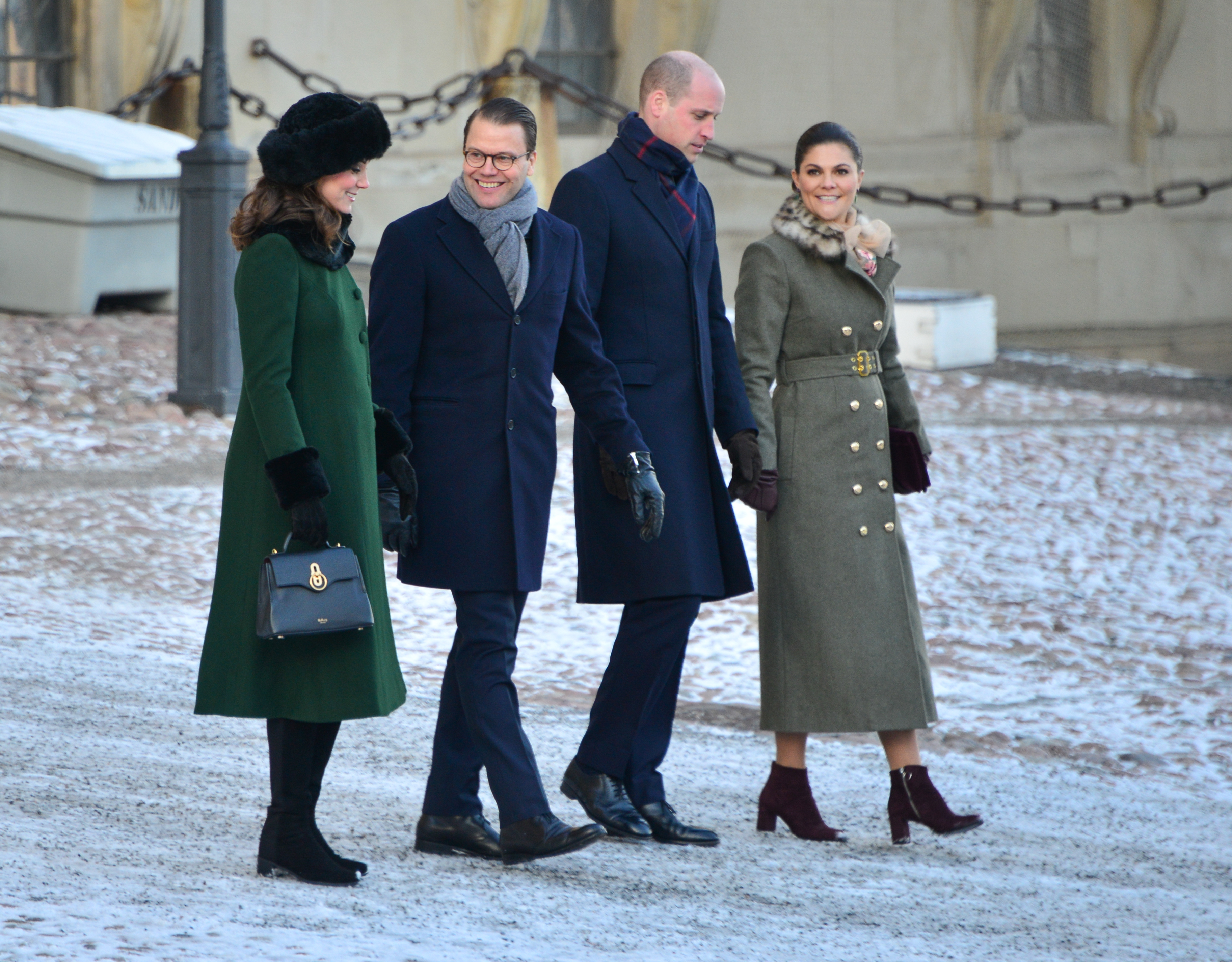 Catherine Duchess Of Cambridge Fashion