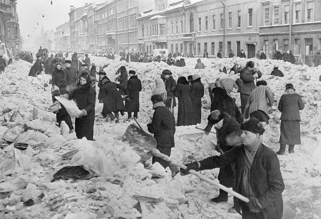 Commons:RIA Novosti/End of Siege of Leningrad - Wikimedia Commons