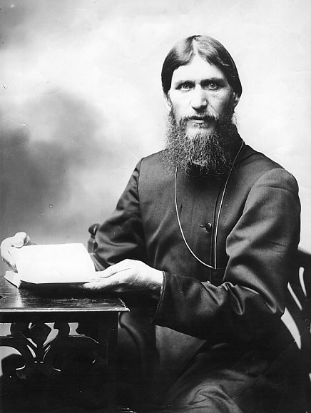 Badass of the Week: Rasputin   The Jacquel Rassenworth Blog