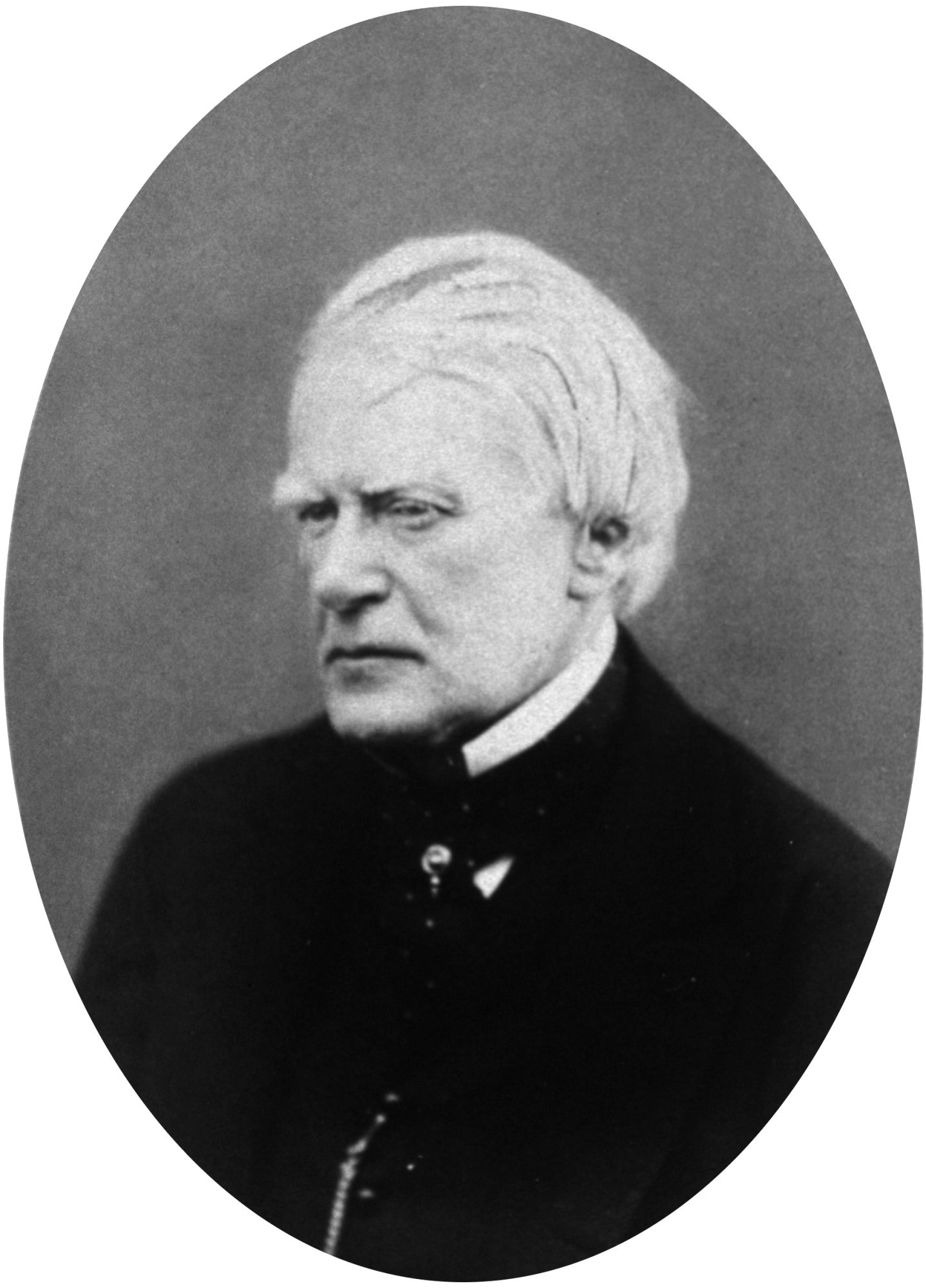 Richard Partridge in 1873