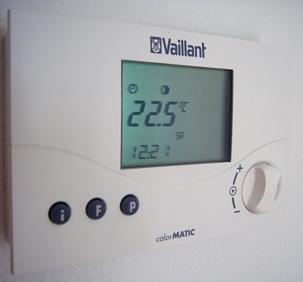 Programmable Room Stat For Combi Boiler