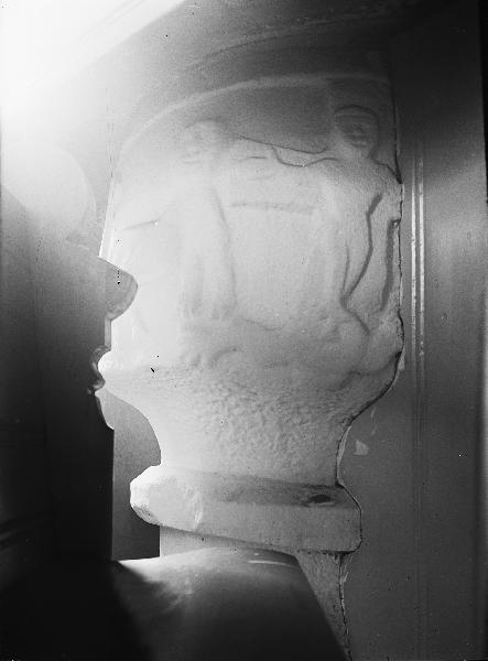 Sdra sarp socken, dopfunt. - Vstergtlands museum