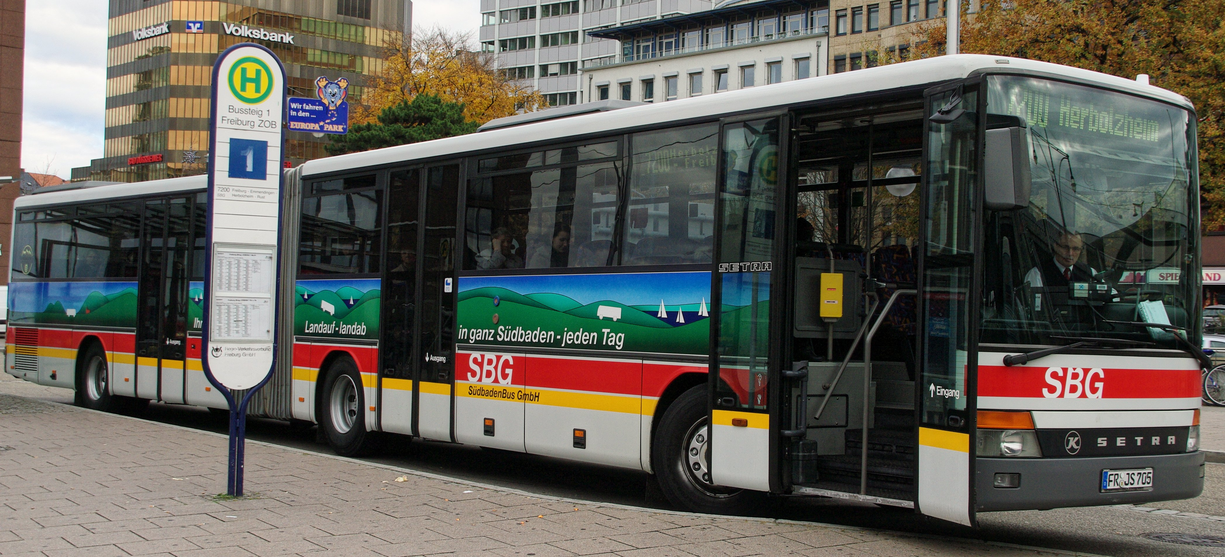Suedbadenbus