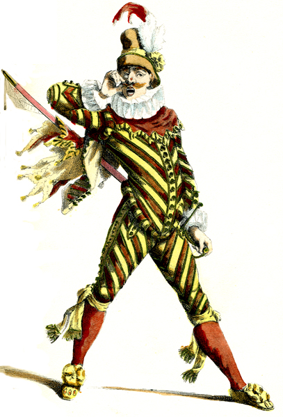 analysis of the characters pantalone il dottore and il capitano in the play dr harlequin Il capitano columbina this point i will explore ways that these characters can be transposed into a modern acting harlequin pantalone il dottore il.