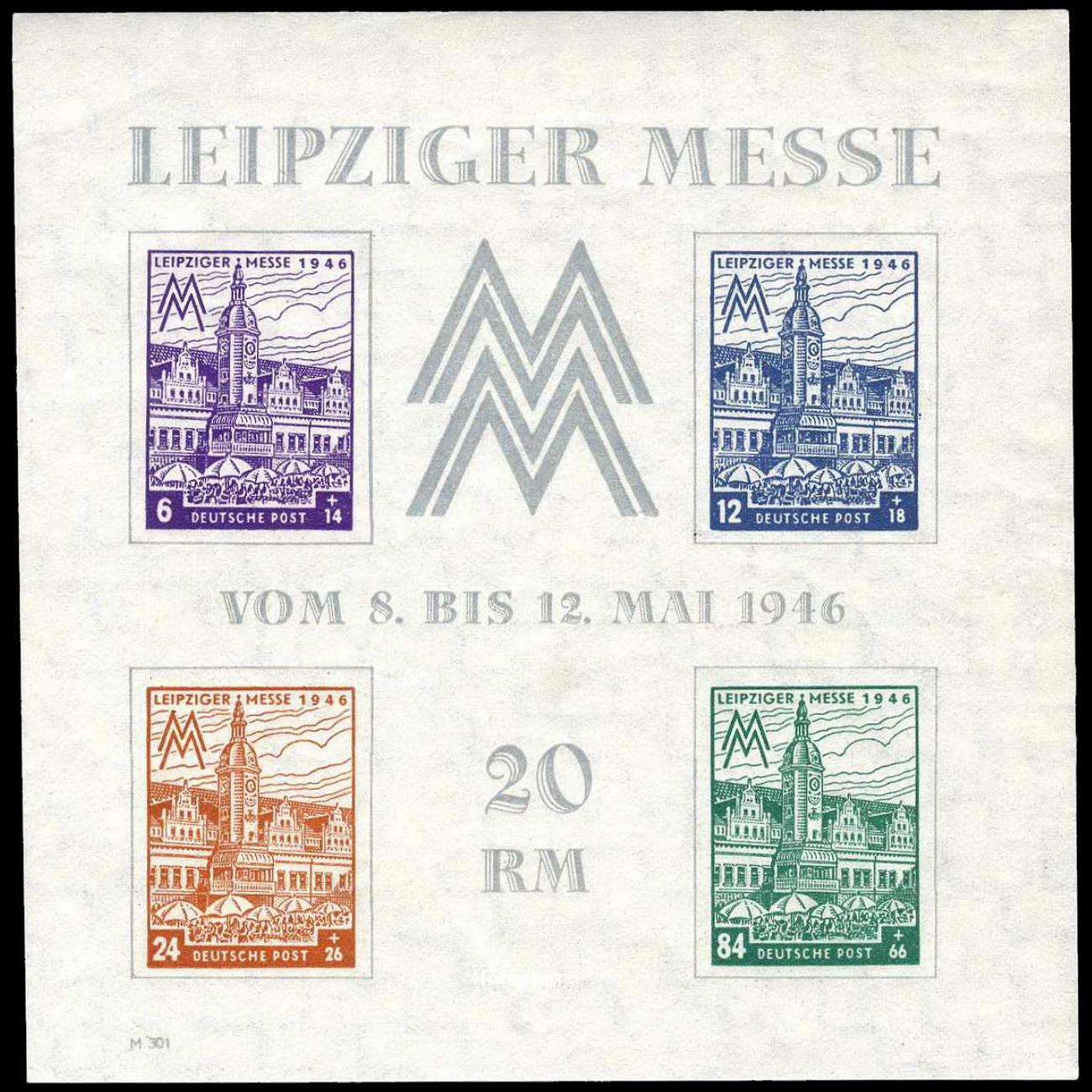 Briefmarken Ausgaben Für West Sachsen Sbz Wikipedia