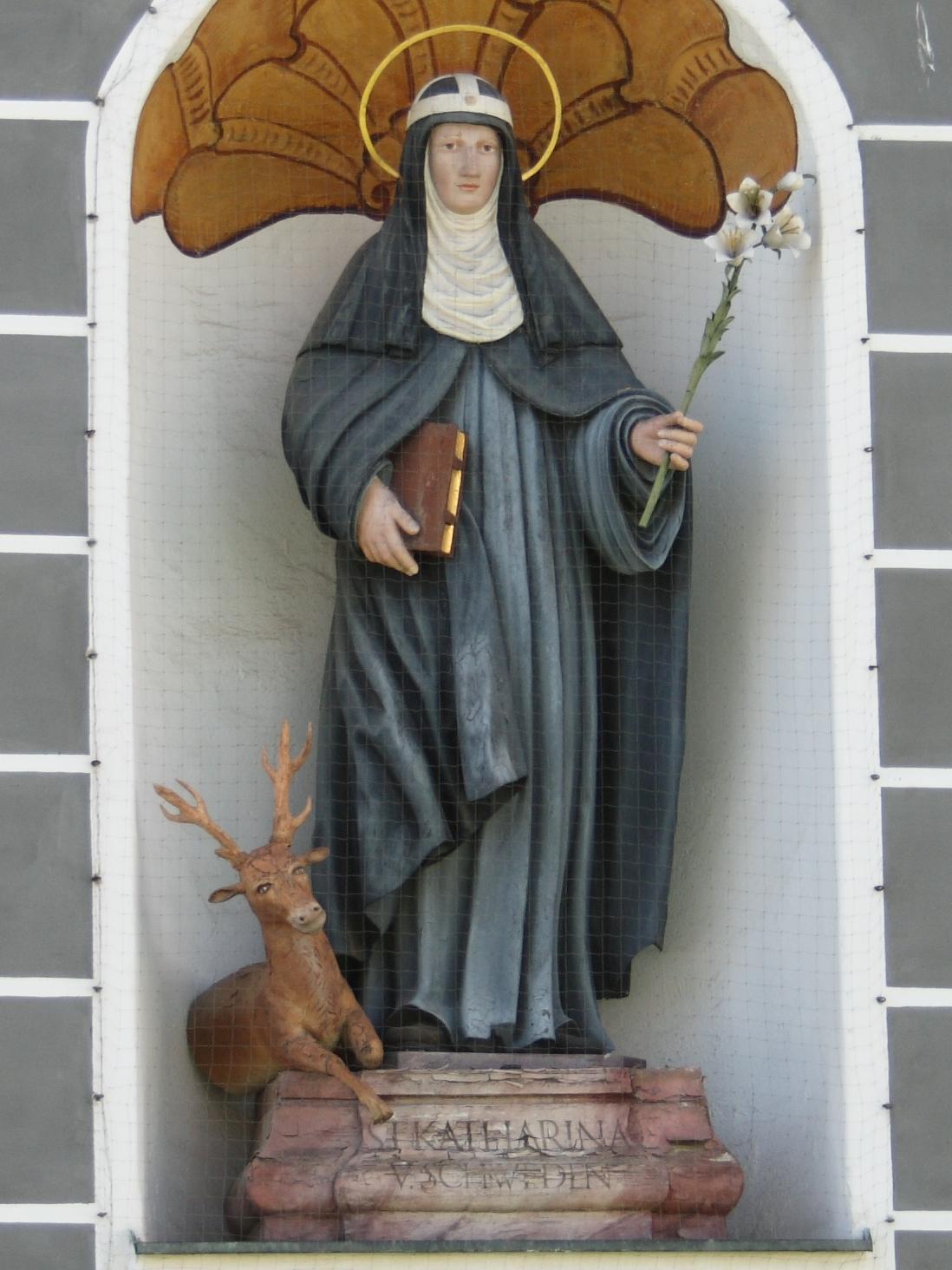 Santa Catarina da Suécia – Wikipédia, a enciclopédia livre