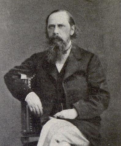 Салтыков в 1870-х годах