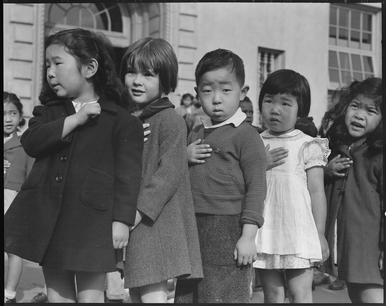 File:San Francisco, California. Many children of Japanese ... - photo#26