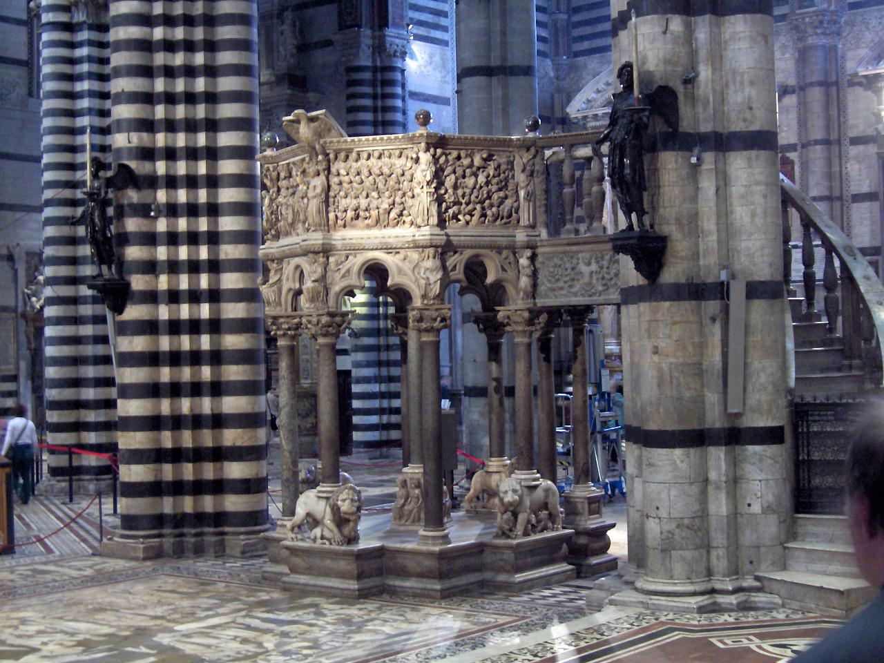Giovanni pisano wikip dia for Architecte italien contemporain