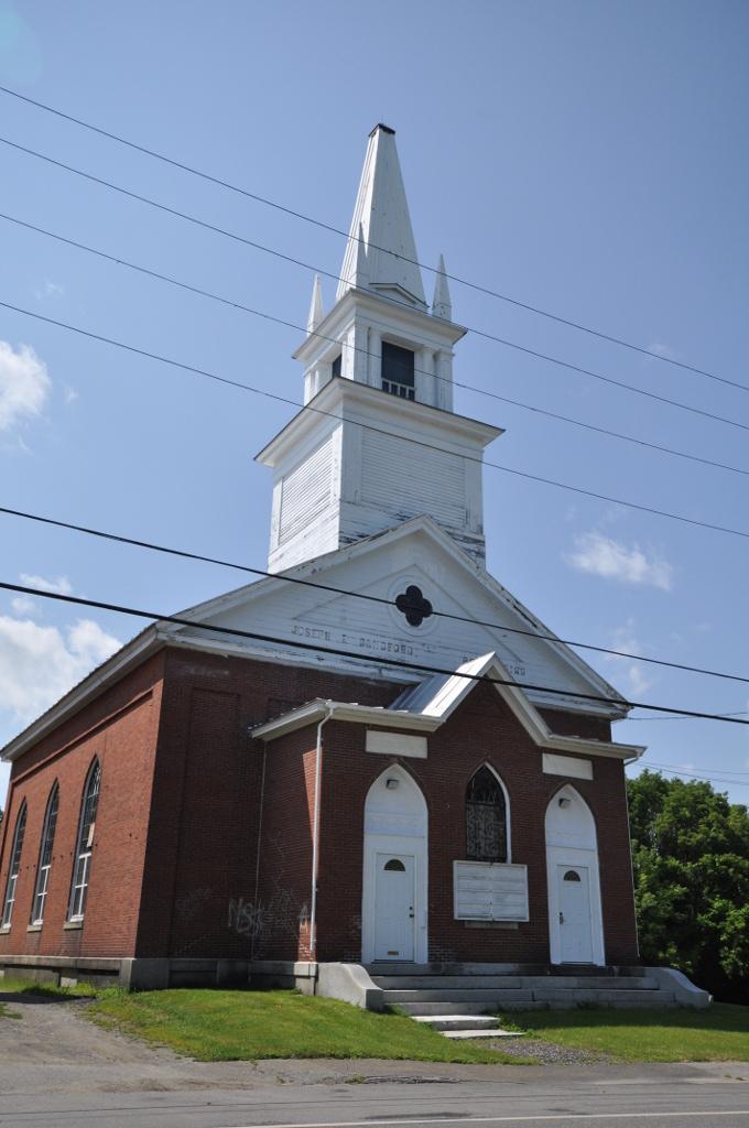 Former First Baptist Church Skowhegan Maine Wikipedia
