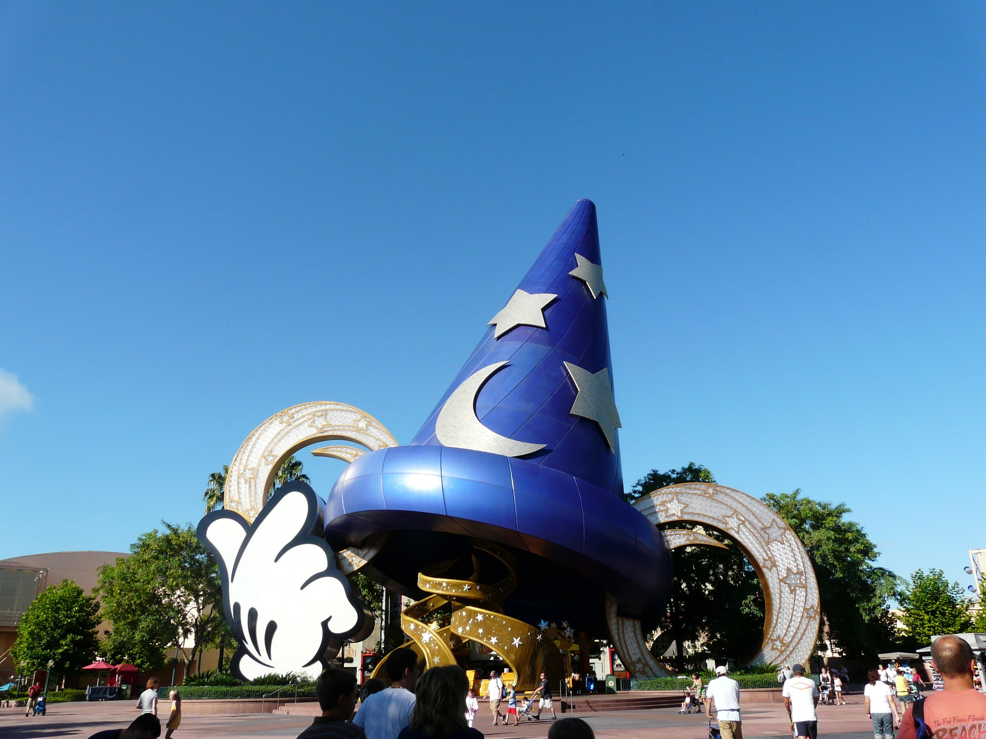 Zauberhut in Disney's Hollywood Studios