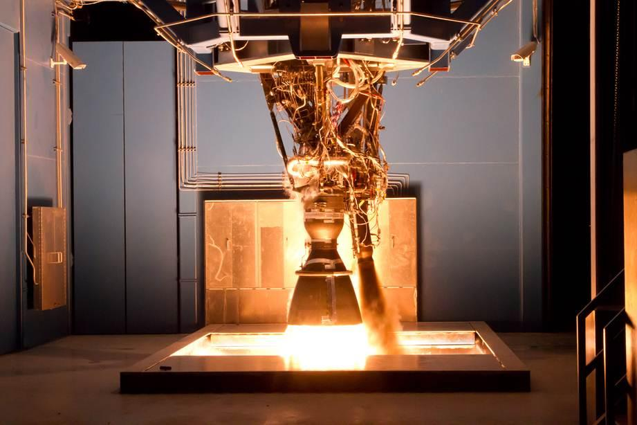 SpaceX Testing Merlin 1D Engine In Texas.jpg