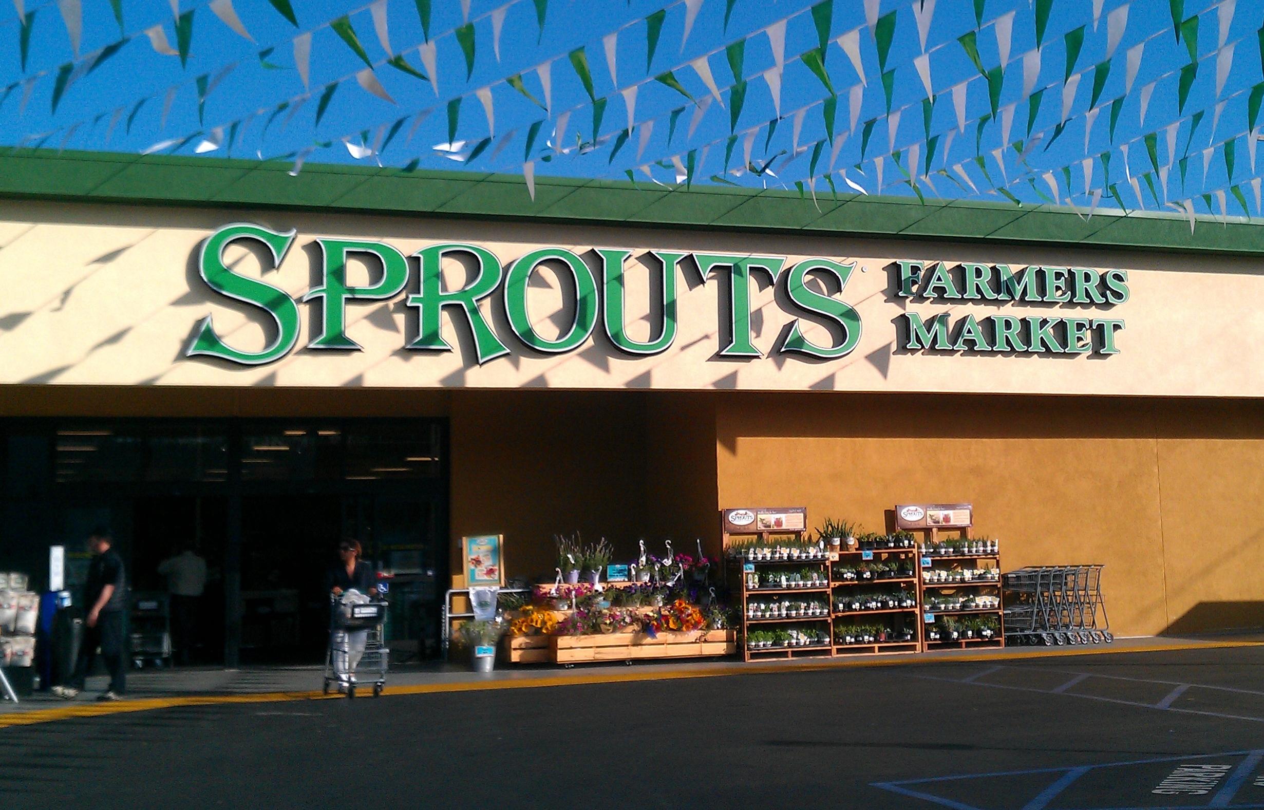 Sprouts Farmers Market Hawthorne Boulevard Redondo Beach Ca