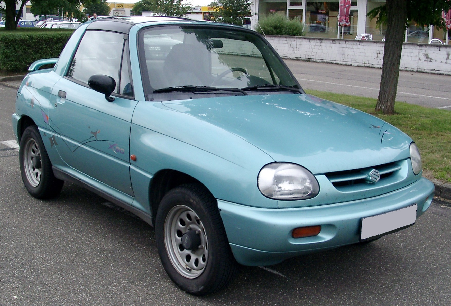 Suzuki Vitara X