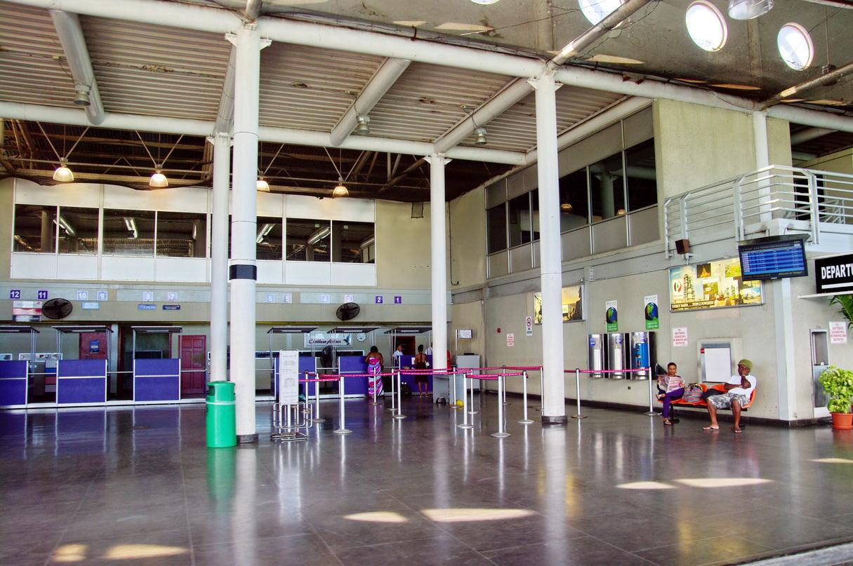 Arthur Napoleon Raymond Robinson International Airport