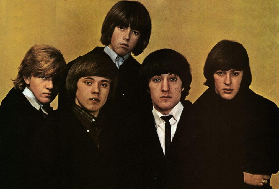 Bild på bandet Tages