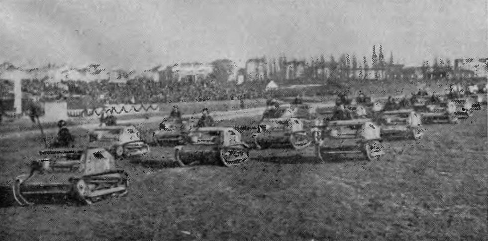 Image result for Tankette 1936