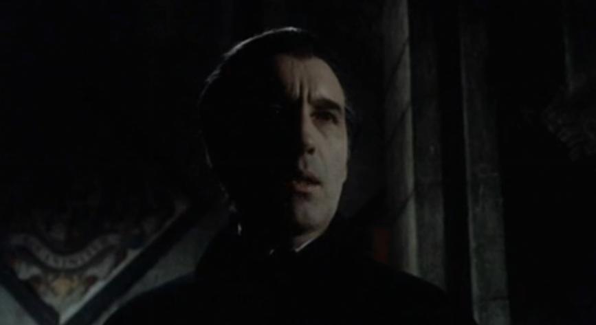 кадр из фильма Дракула 1970
