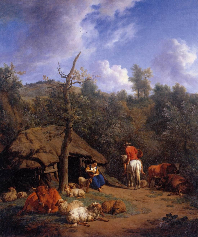 Birth Paintings Artists