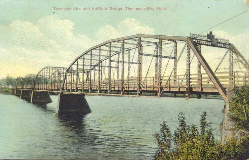 Suffield And Thompsonville Bridge Wikipedia