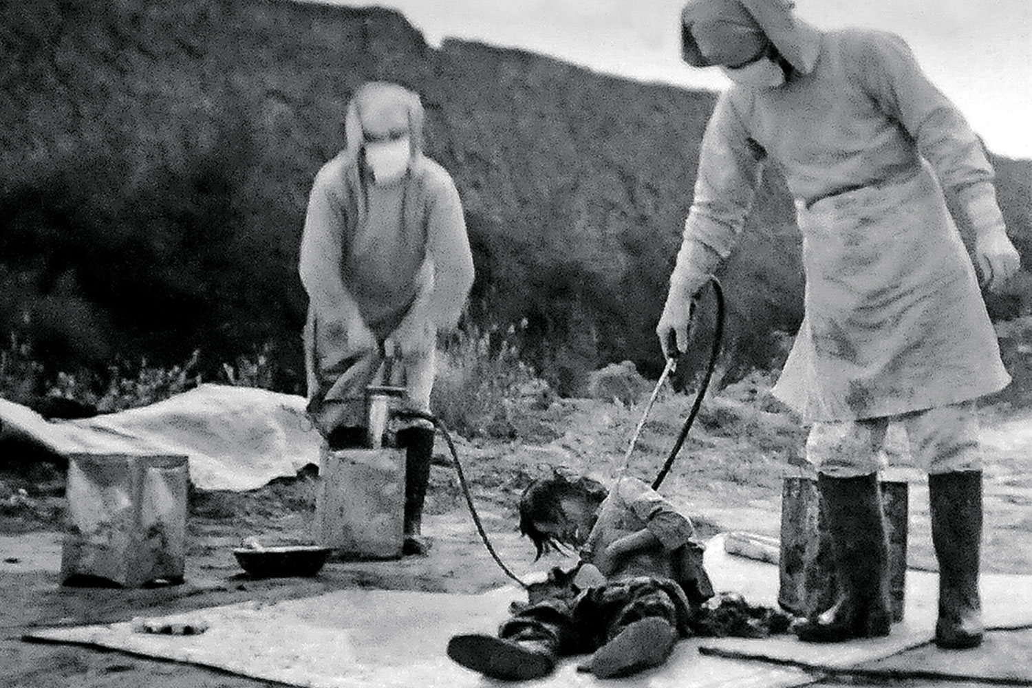U.S. authorities granted Unit 731 officials immunity from prosecution in return for access to their research.