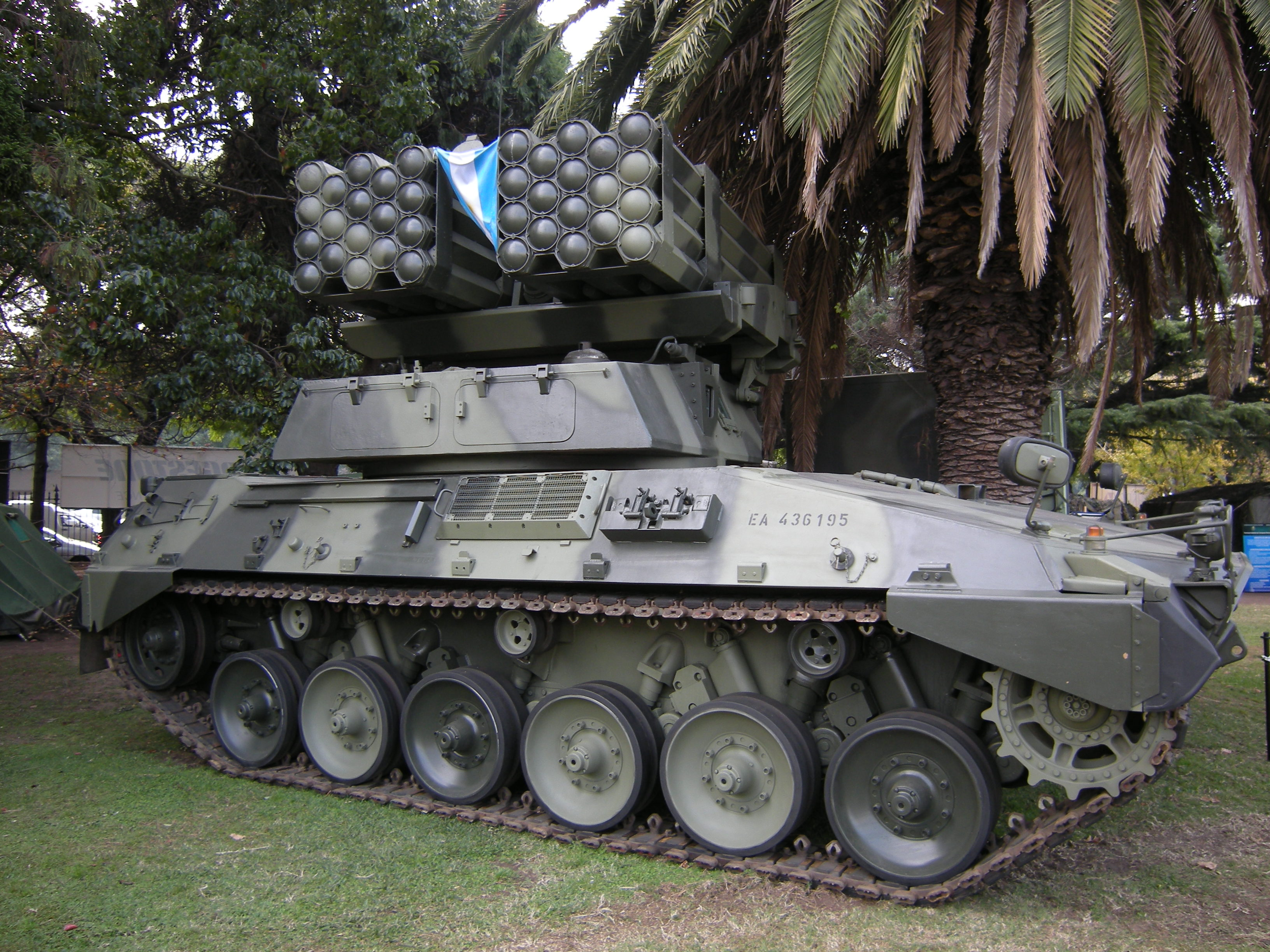 fotos armamento ejercito argentino