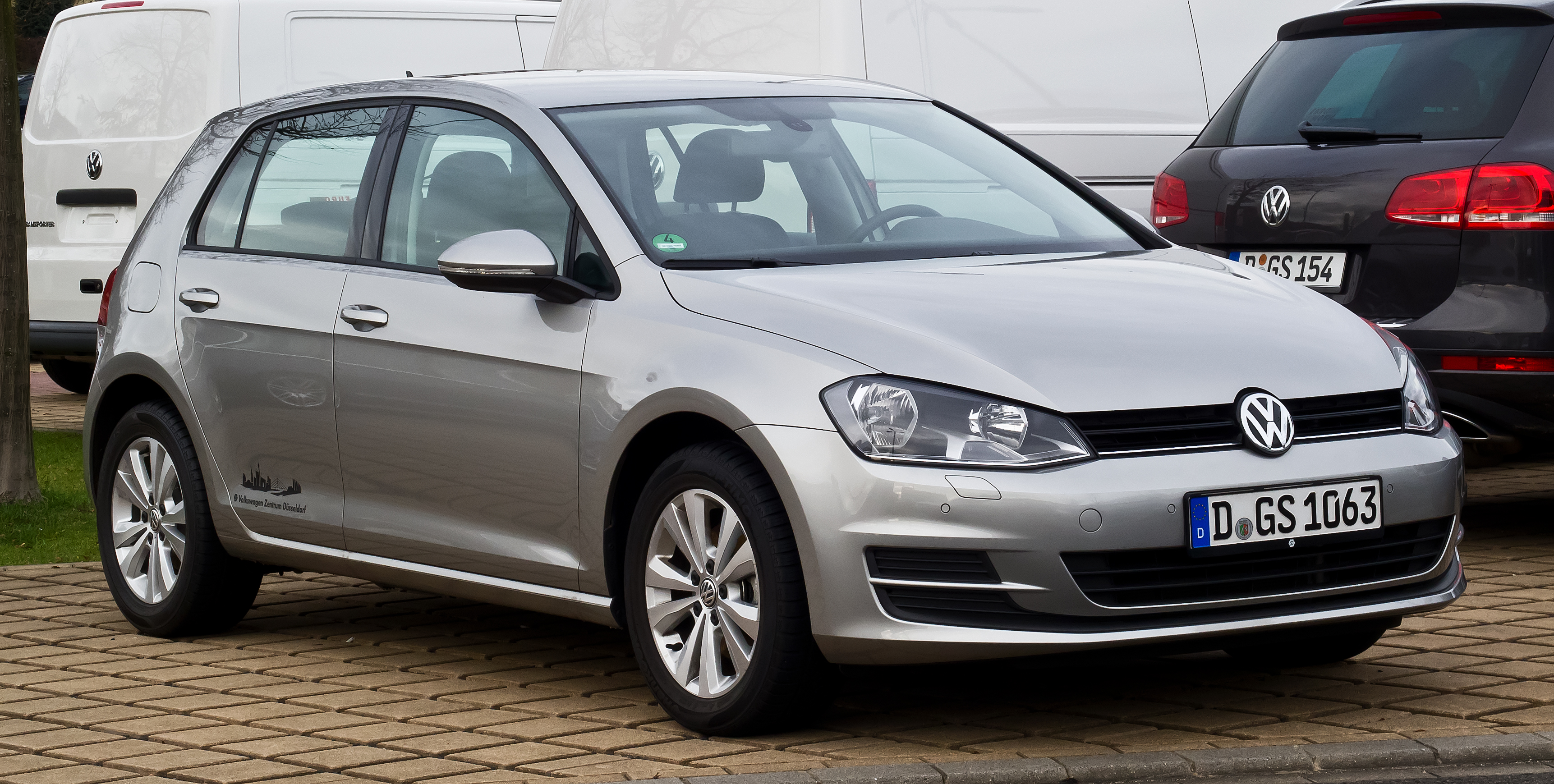 Description VW Golf 1.6 TDI BlueMotion Technology Comfortline (VII