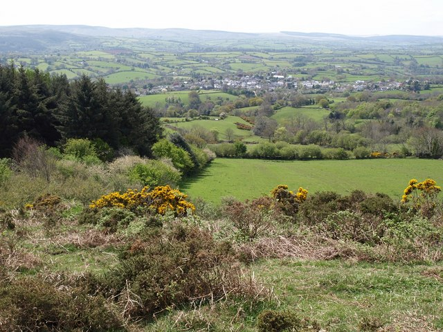 View from Mardon Down - geograph.org.uk - 1292991