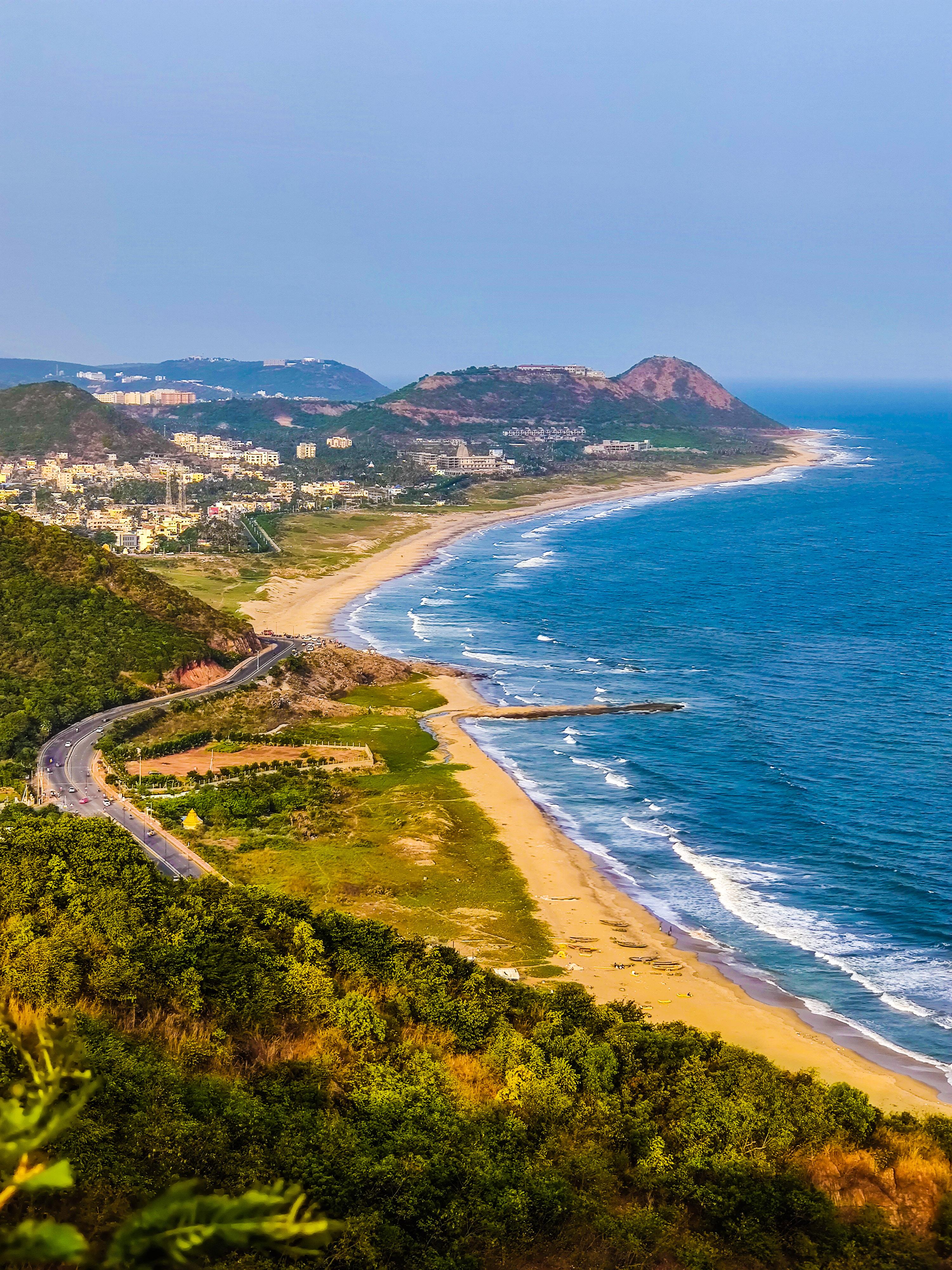 Beach Road Visakhapatnam Wikipedia