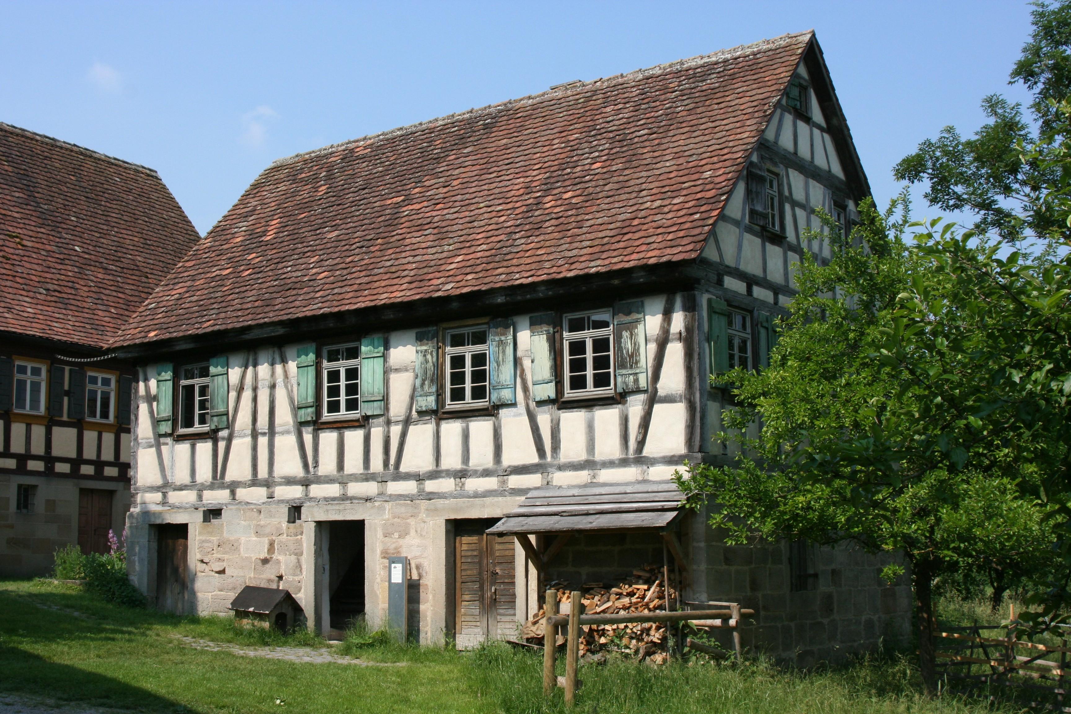 File wackershofen freilandmuseum ausdinghaus morbach for Klassische architektur