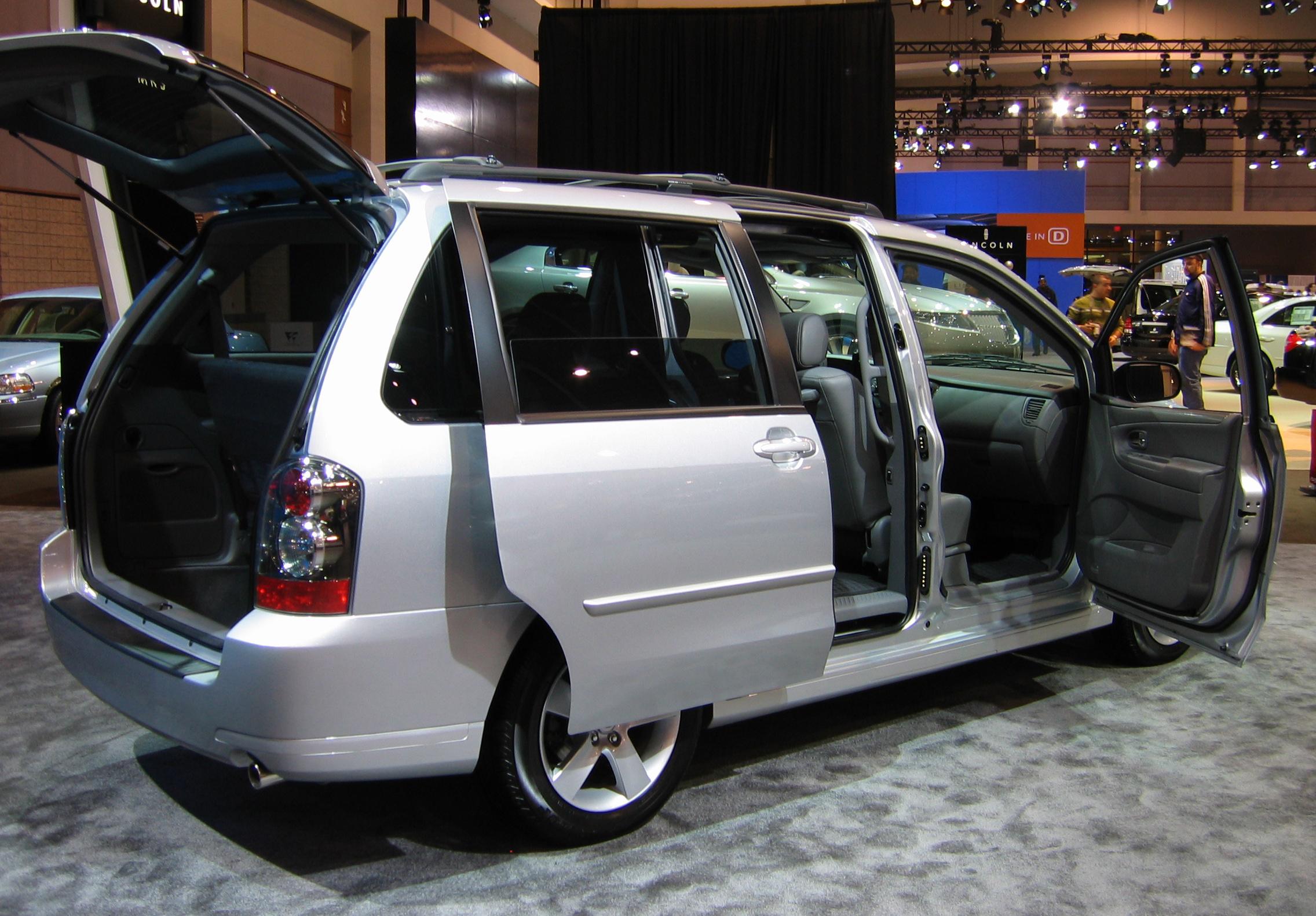 file washauto mazda mpv jpg wikimedia commons rh commons wikimedia org 2001 Mazda MPV 2005 Mazda MPV