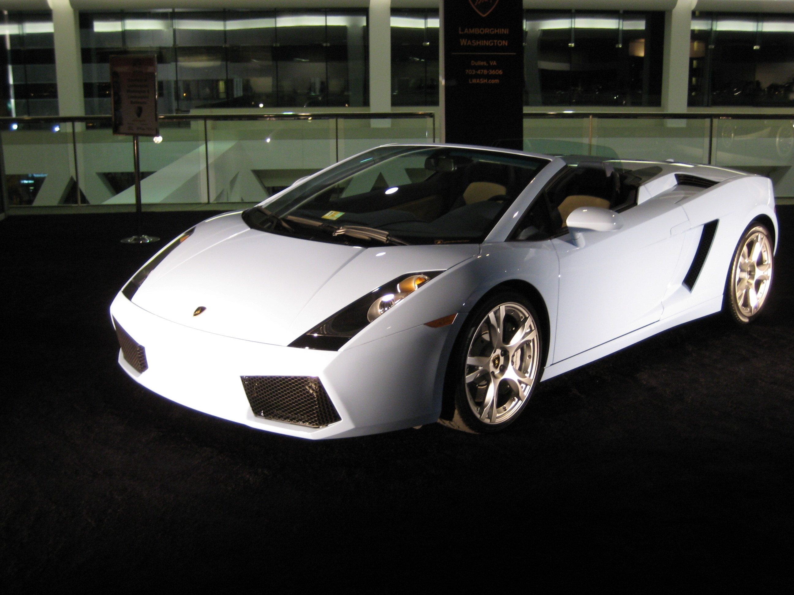 lamborghini gallardo - photo #42