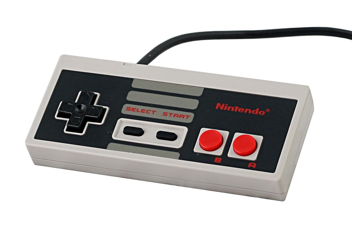 Nintendo Nes Controlle...