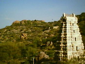 Yaganti Temple near Nandyal