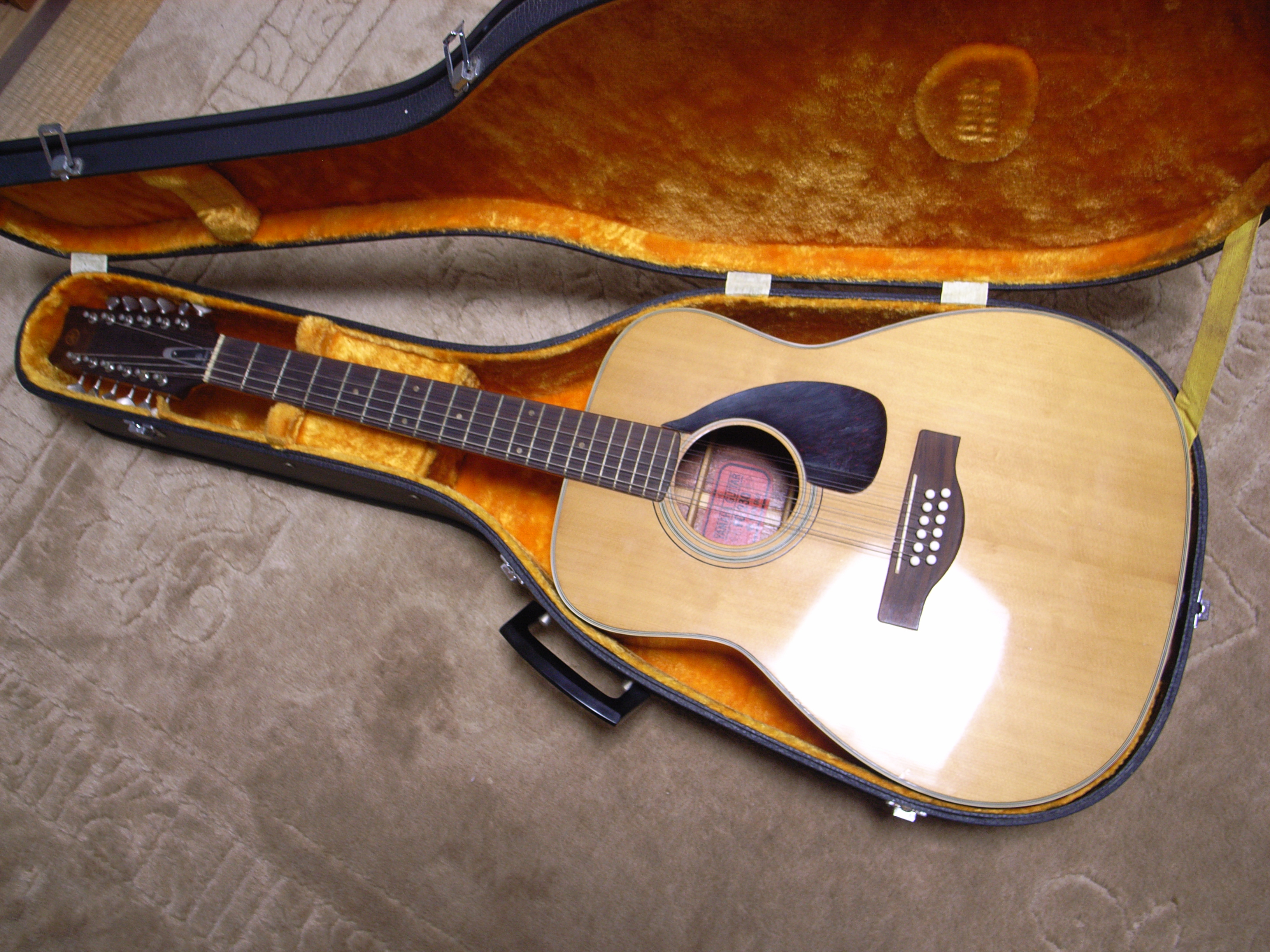 Yamaha Fg A