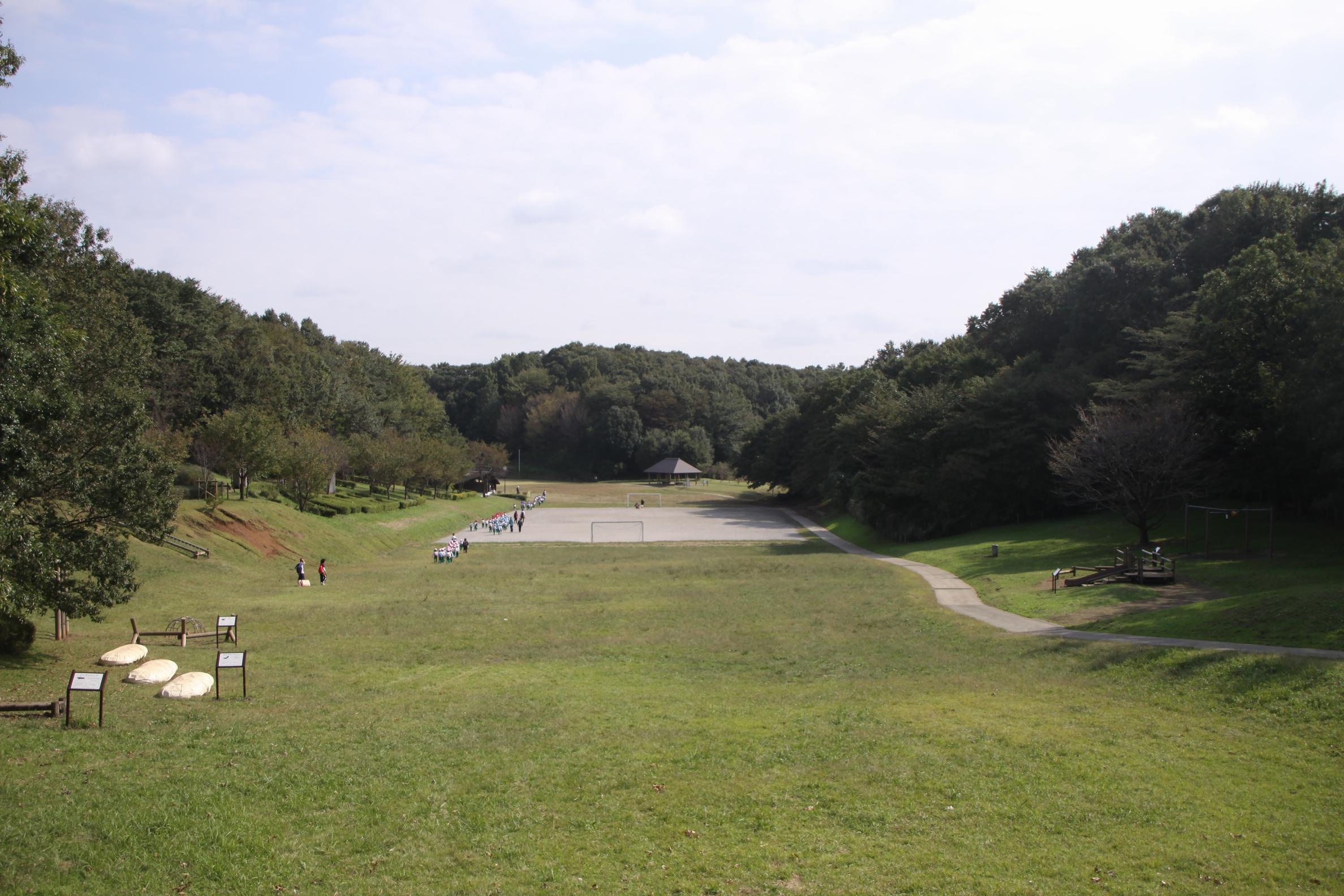 緑地 小山田