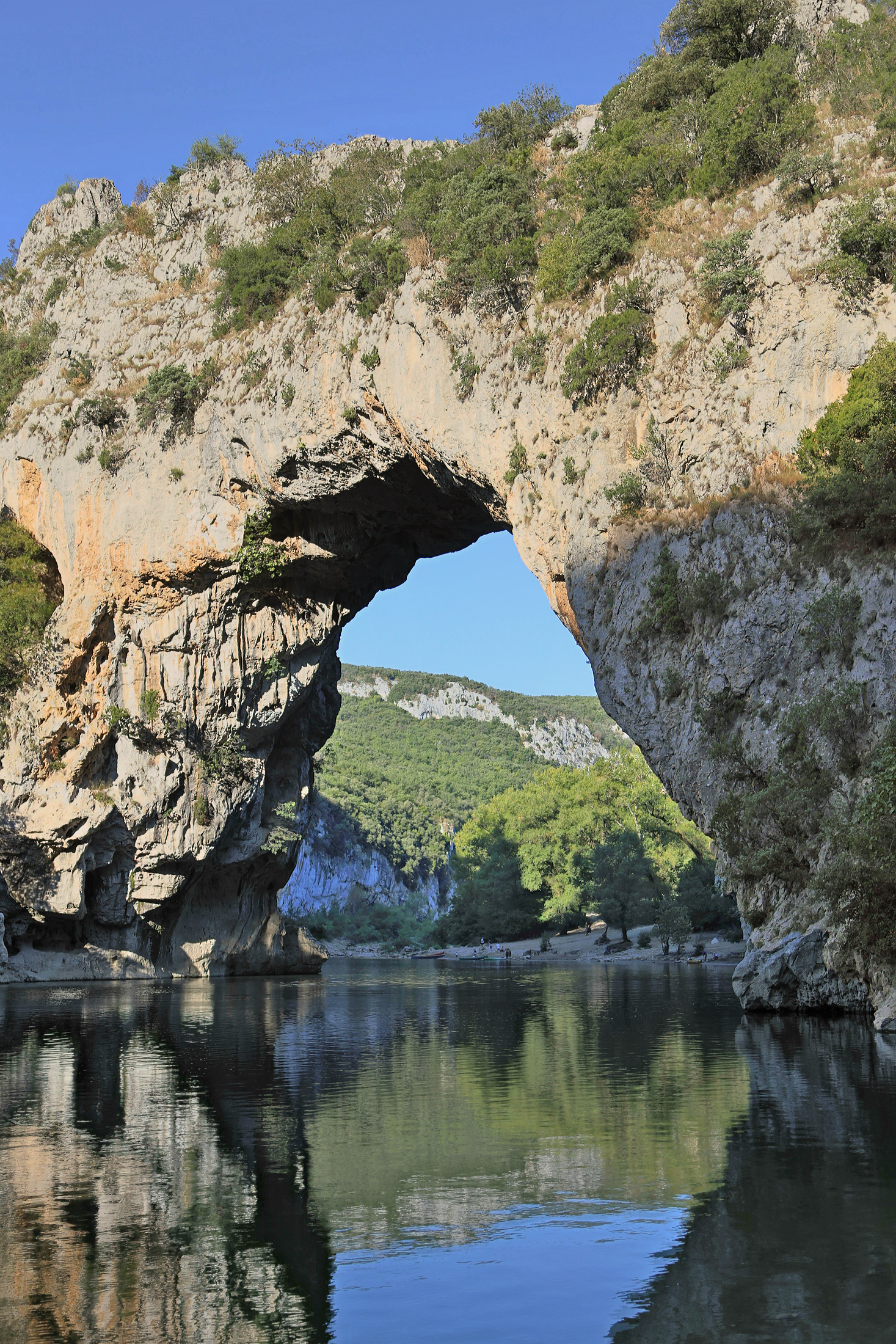 File 0031 Pont D Arc Ardeche Jpg Wikimedia Commons